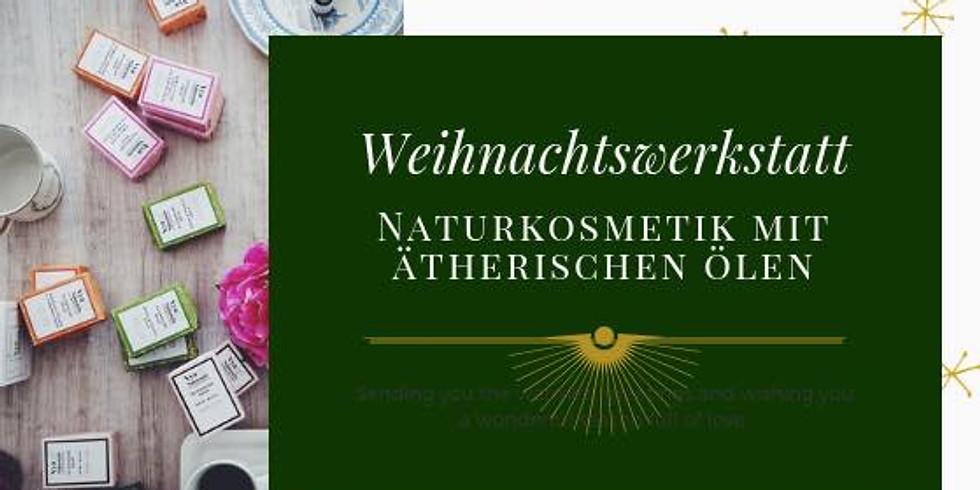 Weihnachtswerkstatt. Naturkosmetik mit ätherischen Ölen (1)