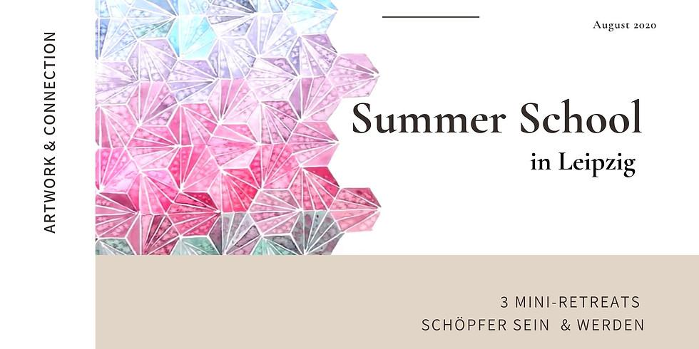 "Summer School ""Artwork & Connection"""