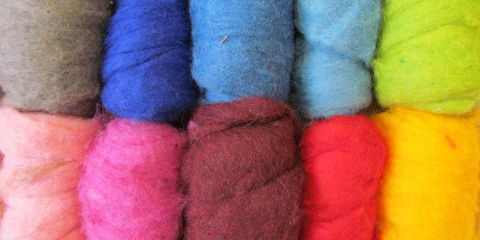 Weiterbildung für PädagogInnen: Textiles Arbeiten in der Kita