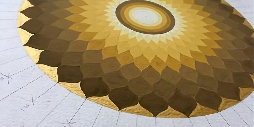 "Workshopwochenende ""Traditionelles Mandala und Meditation"""