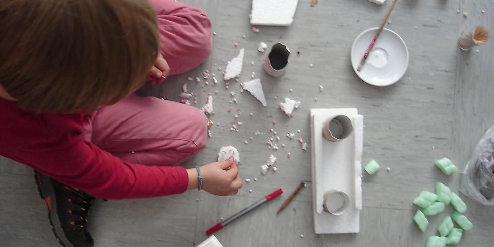 Weiterbildung für PädagogInnen: Raumgestaltung und das kreative Tun