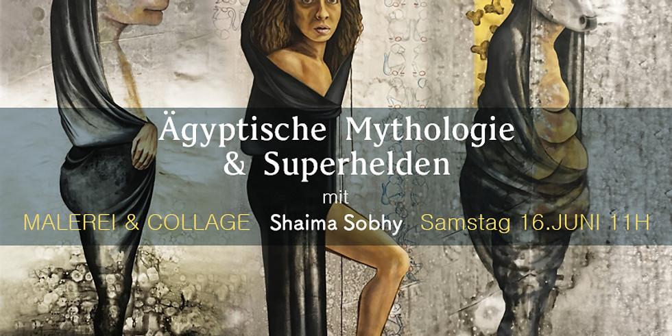 Ägyptische Mythologien / Superhelden und Selbstidentität