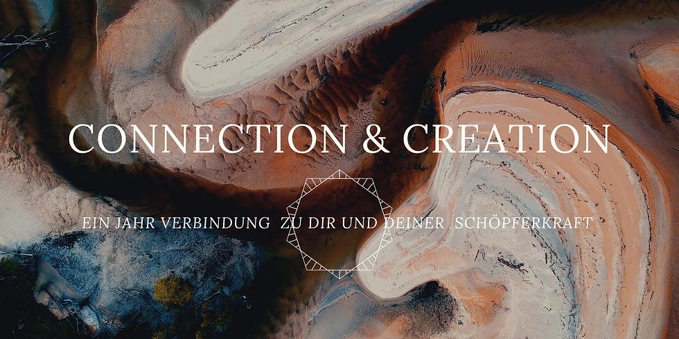 """Connection&Creation""Jahresgruppe 2021"