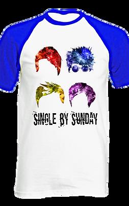 S.B.S Gen 5 Baseball T-Shirt (Blue)