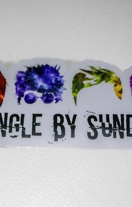 S.B.S Sticker 1 - Small