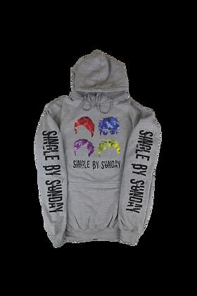 S.B.S Generation 5 Hoodie - Grey