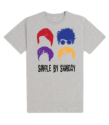 Single By Sunday Generation 3 T-Shirt - Grey
