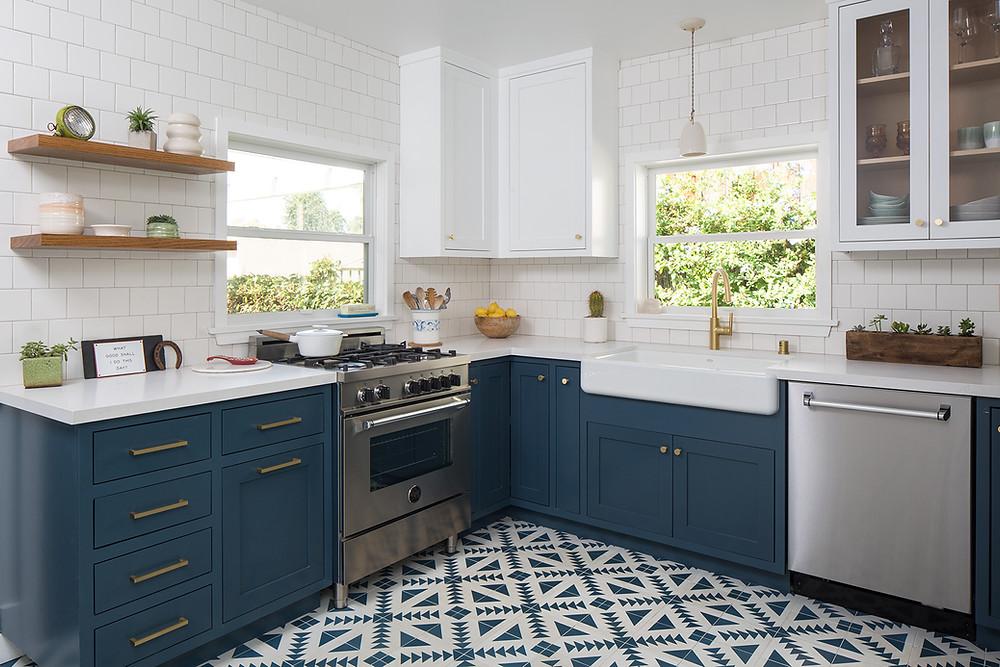 Kelly Martin Interiors Highland Park Kitchen