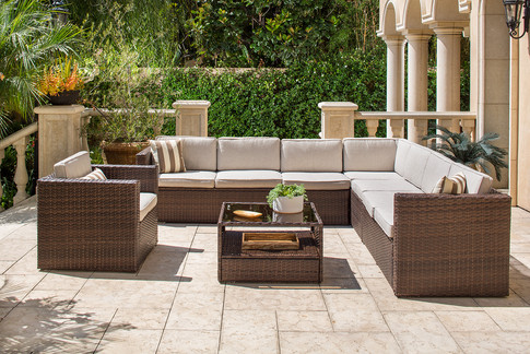 Solaura_7PieceSectional_TanAndBrown_WEB.