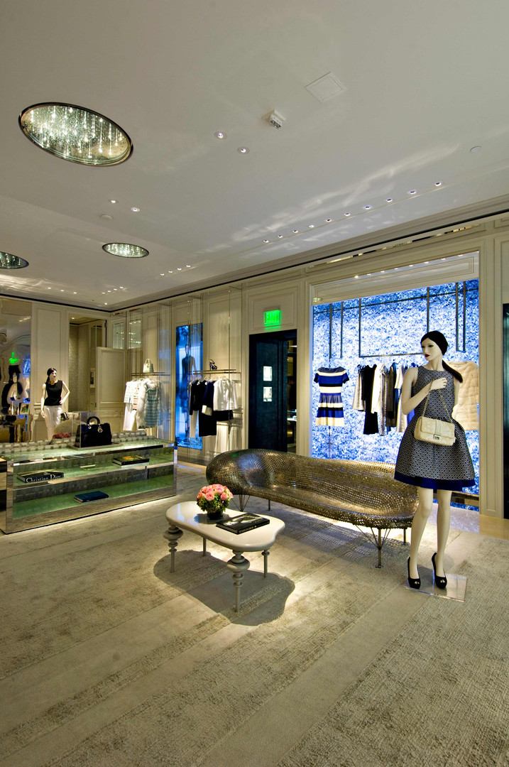 Christian Dior Women's Store Rodeo Drive Beverly Hills