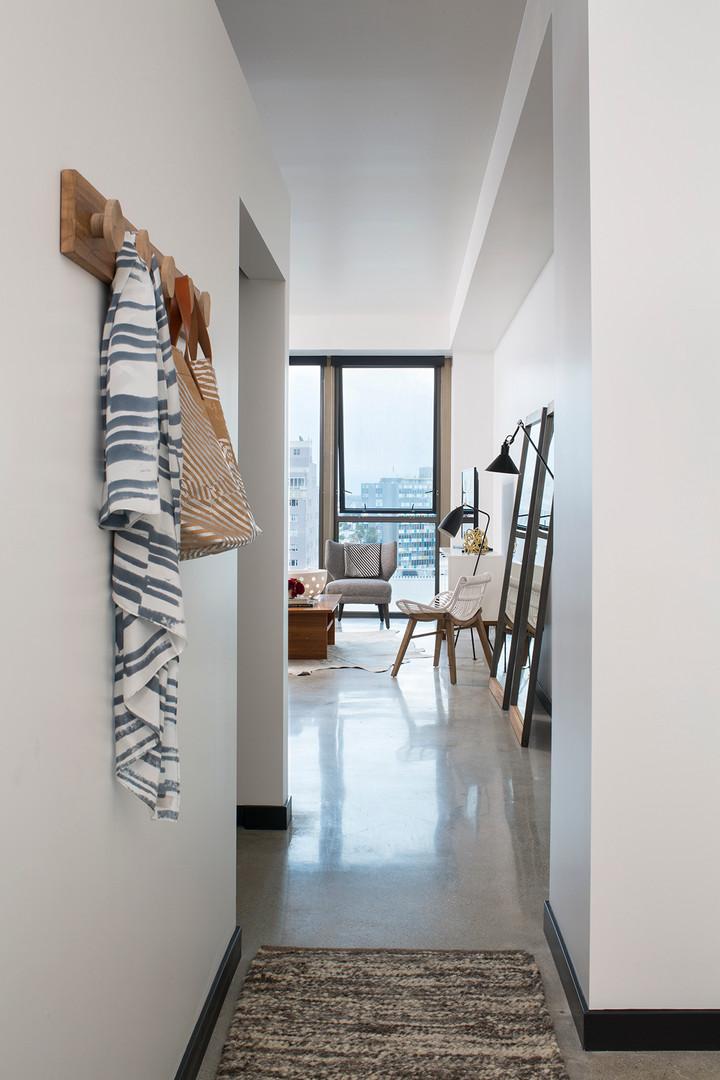 Loft Apartment Complex Long Beach