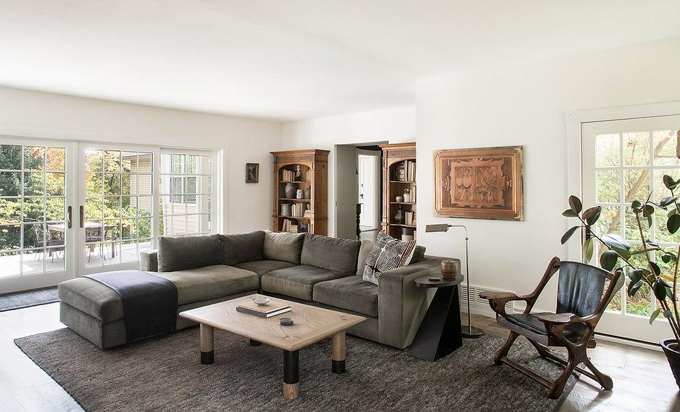 Kelly Martin Interiors & ATELIERxKM Furniture Collection