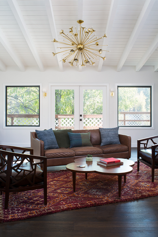 Kelly-Martin-Interiors-Midcentury-Living-Room-Moroccan-Rug