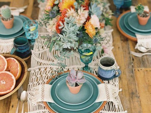 The Art of Tablescapes