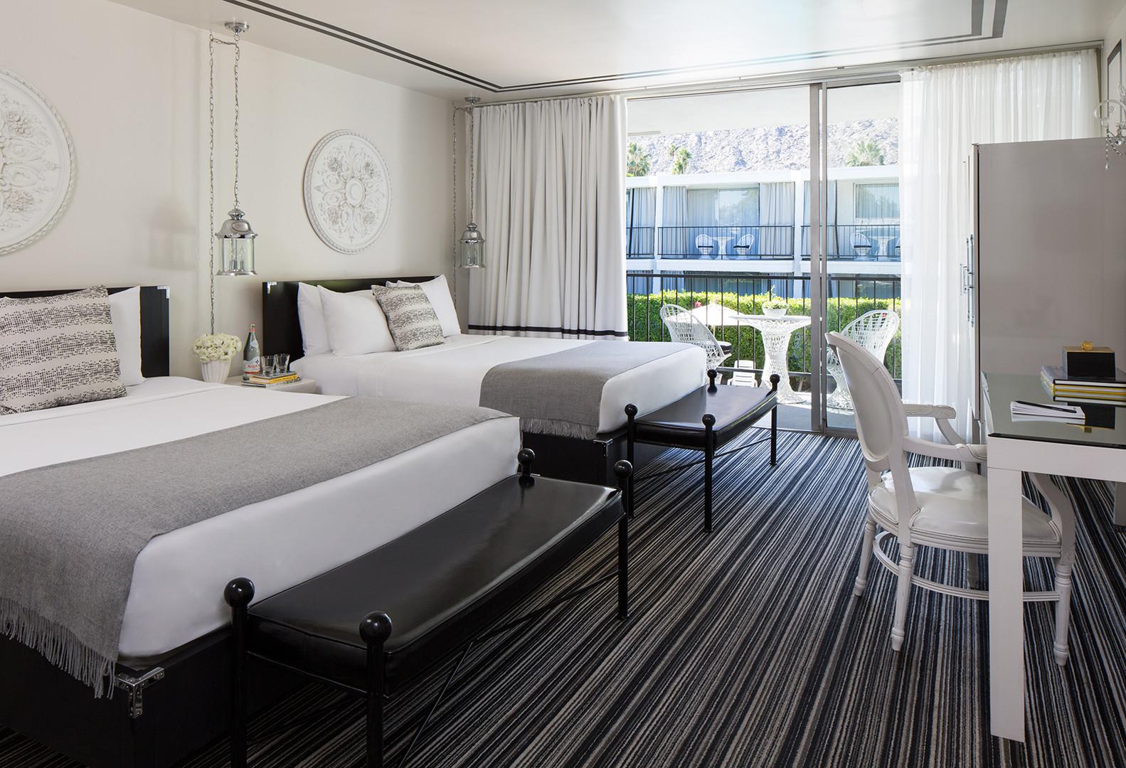 Avalon Palm Springs Mid Century Modern Hotel