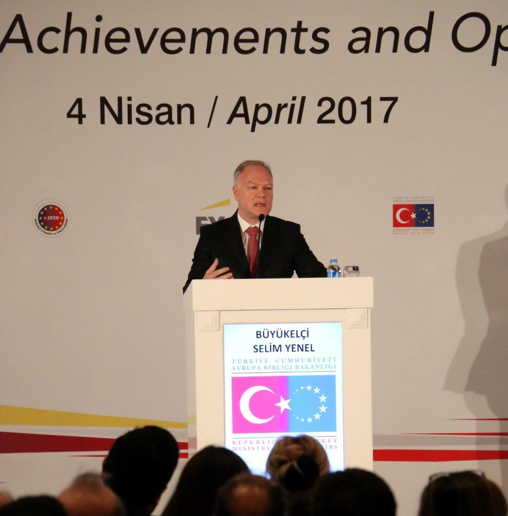 Büyükelçi Selim Yenel