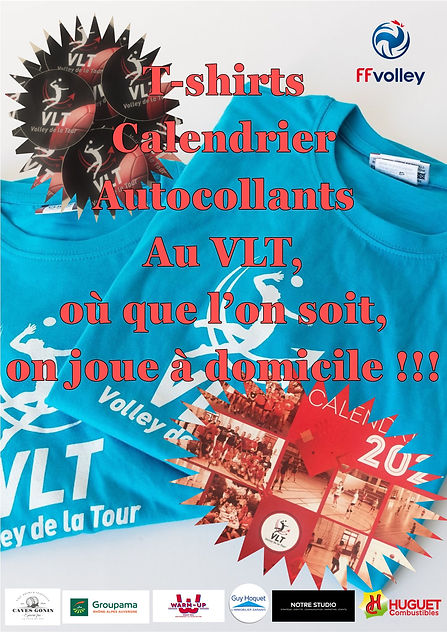 doc flyers tshirt calendrier autocollant