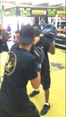 Training With MAYWEATHER @TMTBoxingClub