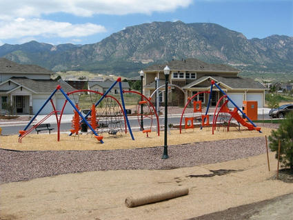 Ute Hill, Fort Carson, CO