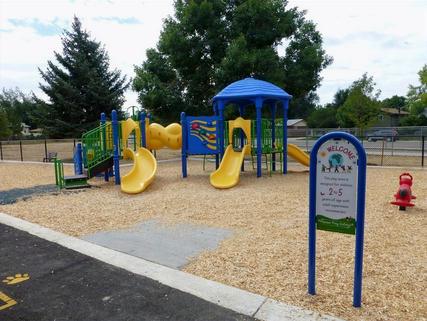 Northridge Playground, Longmont, CO