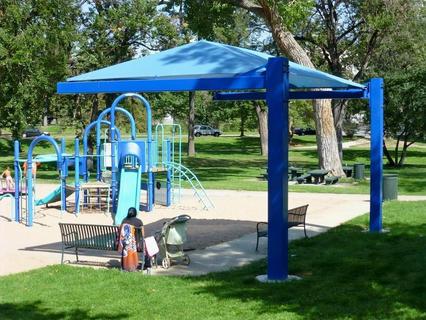 Sunken Gardens Park, Denver, CO