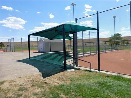 Kennedy Sports Field, Aurora, CO