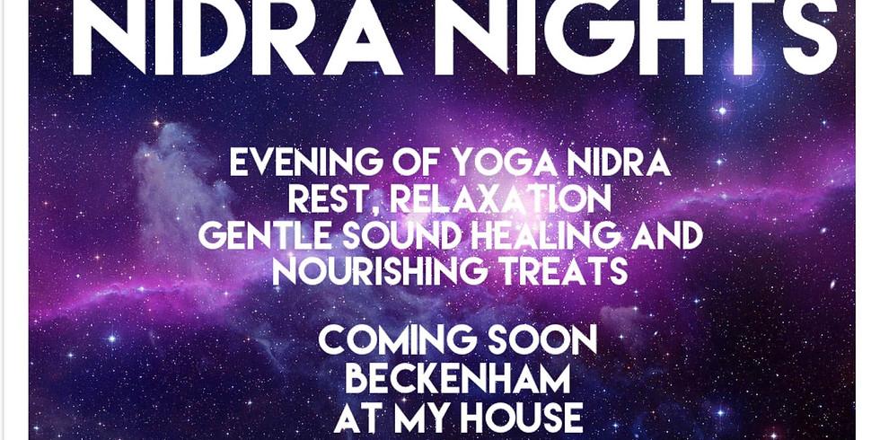 Nidra Nights (Dates coming soon)