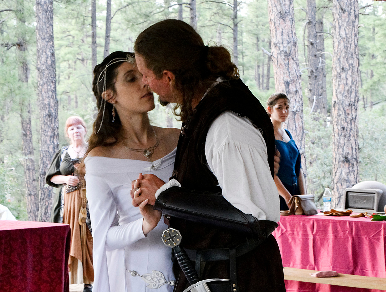 Wedding David and Michelle
