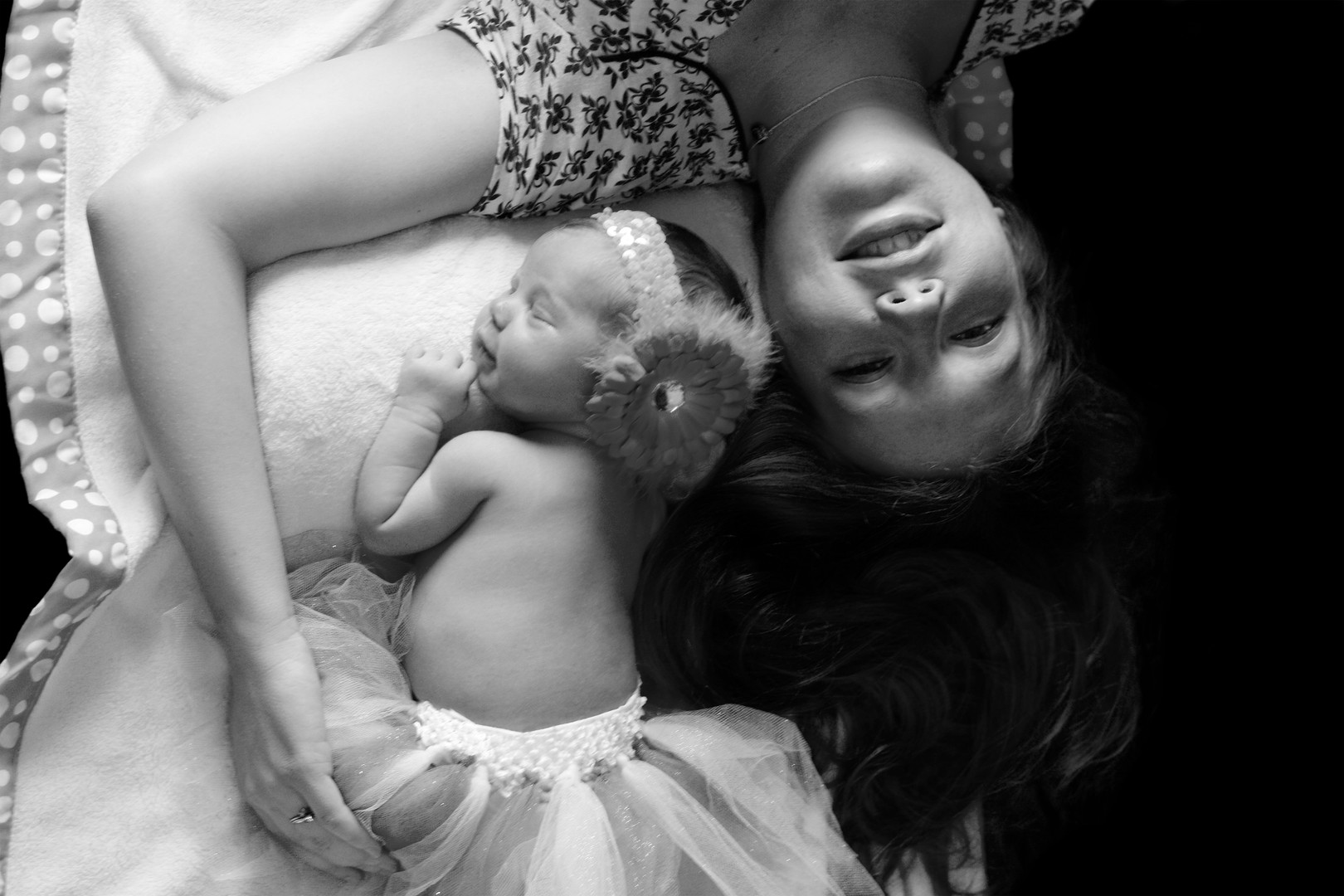 Mommy and Harper