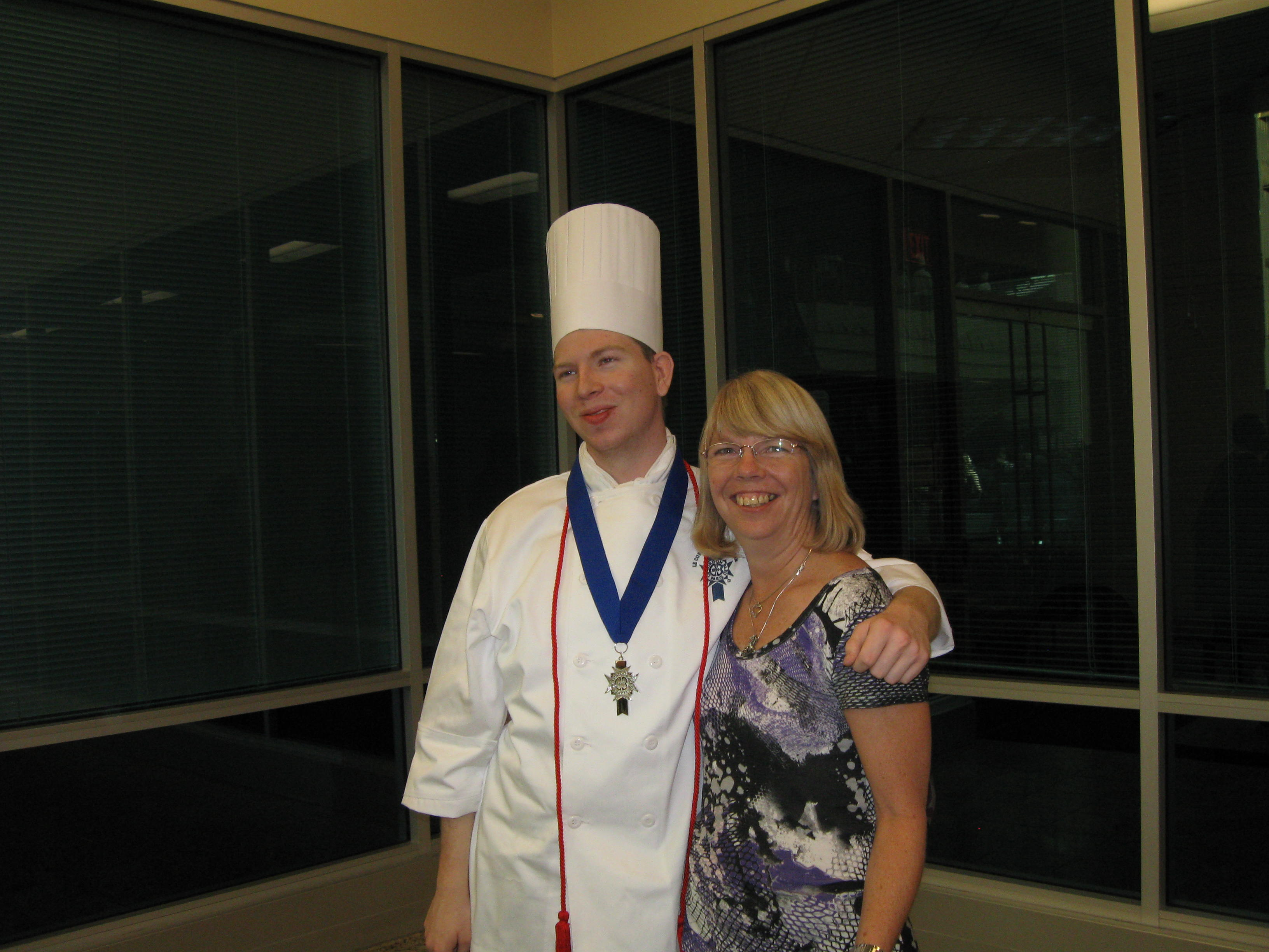 My Son the Chef and Me