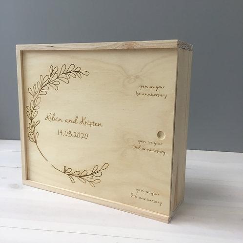 Triple Anniversary Box