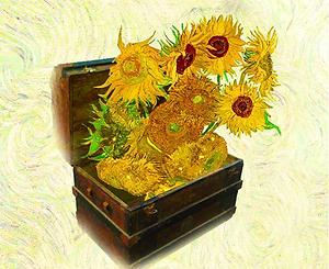El oro de Van Gogh
