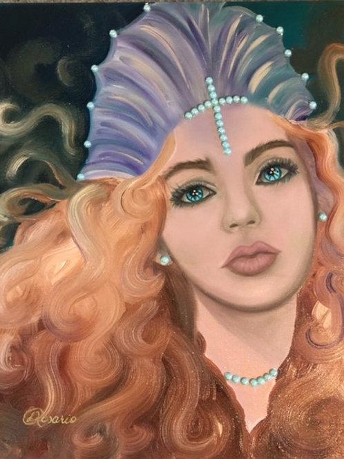 Divine Delpha of the Sea