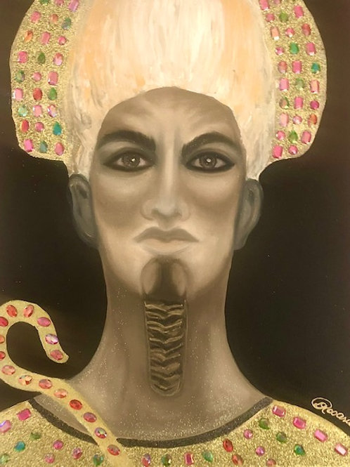 Osiris' Staff