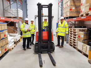 Where can I get training to operate any forklift truck?