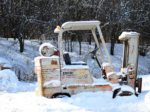 6 Tips On How to Prepare Your Forklift Trucks for the Winter