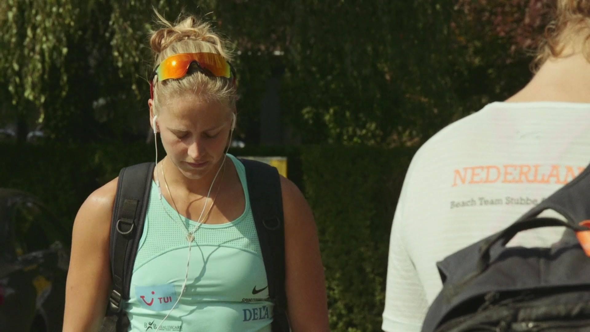 Marleen van Iersel - Beachvolleyball