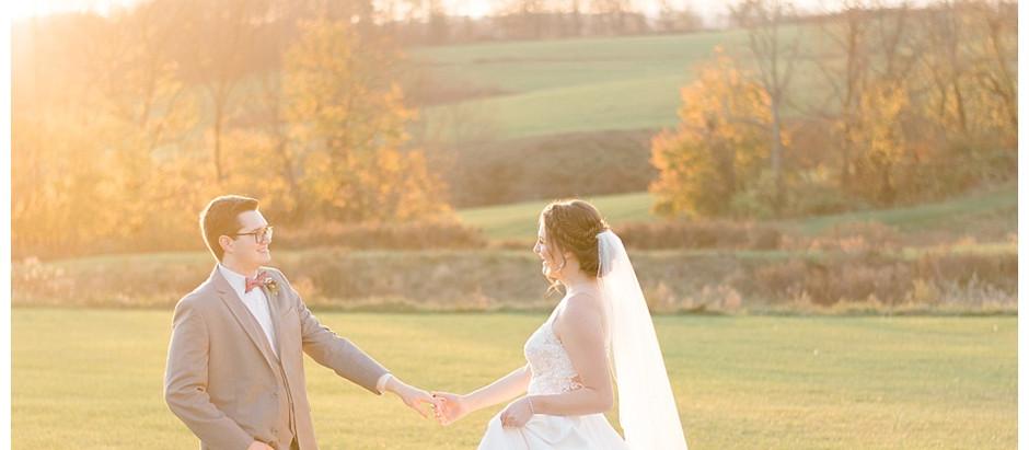 Coryn & Coulson | A Wyndridge Farm Wedding