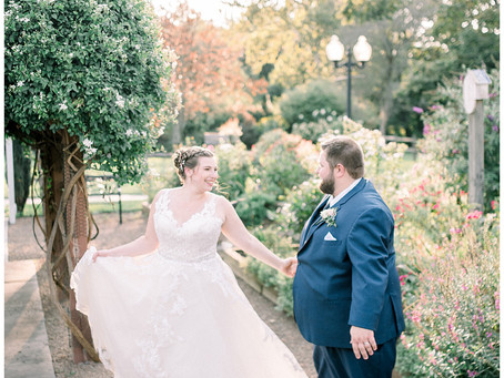 Sarah & Trey | Barn at Boone's Dam Wedding