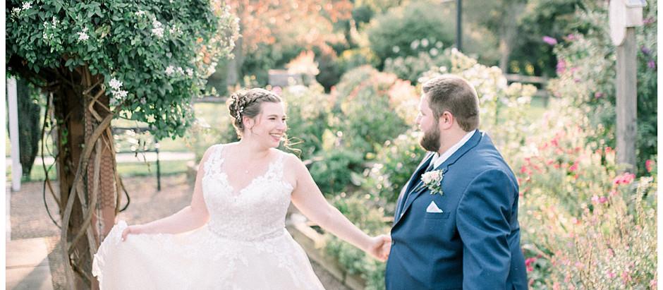Sarah & Trey   Barn at Boone's Dam Wedding