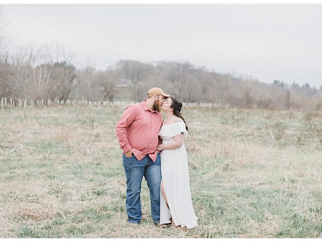 Mike & Marley | A Stoud Preserve Engagement