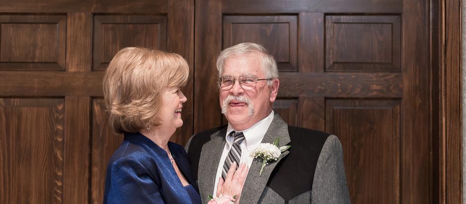 Jim & Charlotte | 50th Anniversary