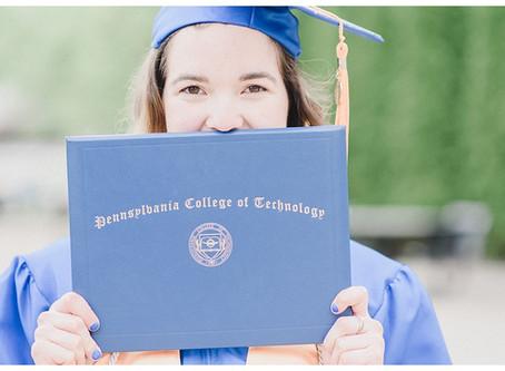 Gloria | A Penn College Graduation