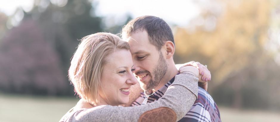 Doug & Emily | A Conrad Weiser Homestead Engagement