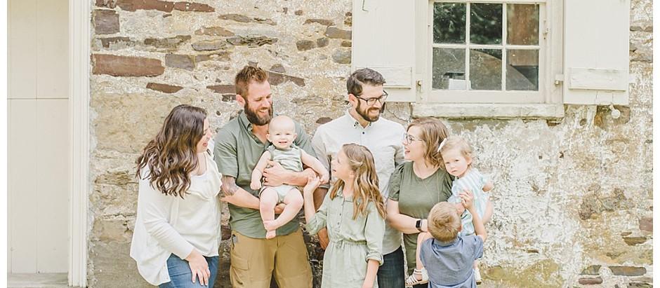 The Peace Blended Family  & Chasing Peace Blog   Evans-Mumbower Mill