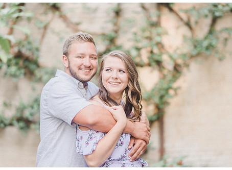 Tristan & Leah | A Conestoga House Couple's Session