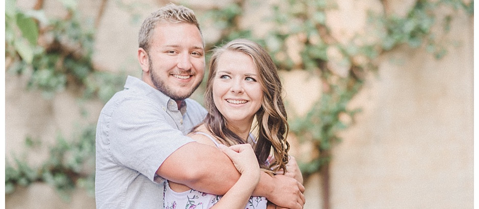Tristan & Leah | A Conestoga House Couple's Session