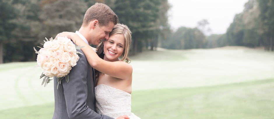 Travis & Emily | An Iron Valley Golf Club Wedding