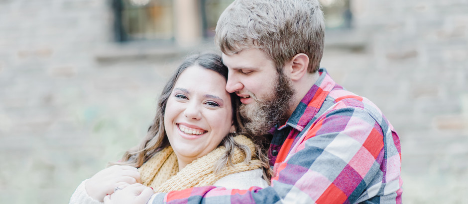 Mitch & Brittany | A Nolde Forest Couple's Session