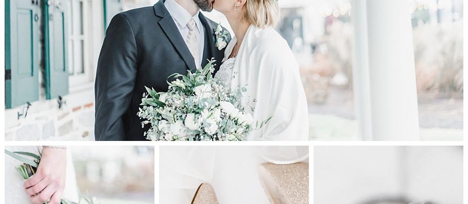 Doug & Emily | A Barn at Stoner Commons Wedding